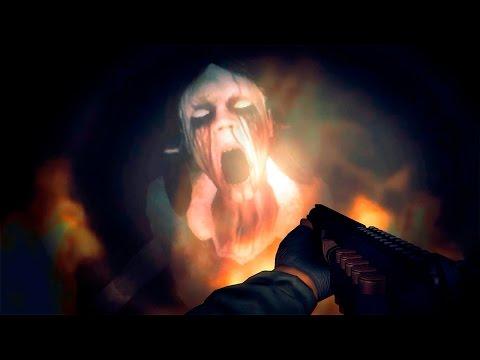 ОХОТА НА МОНСТРОВ ► Slendrina Must Die: The Cellar