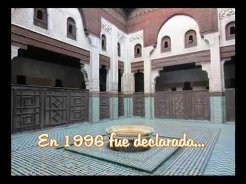 Meknes.Marruecos: Medersa Bou Inania