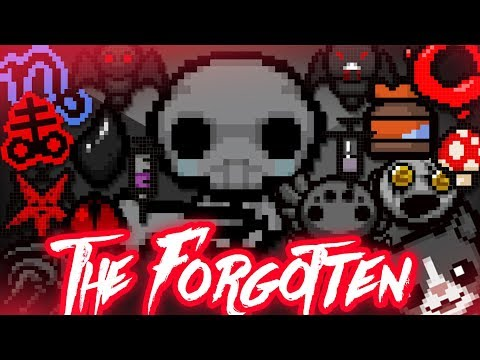 THE FORGOTTEN VS DELIRIUM | THE BINDING OF ISAAC: AFTERBIRTH + | REUPLOADED