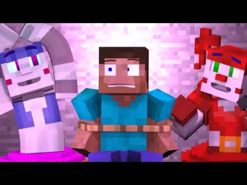 quot Join Us For A Bite quot by JT Machinima FNAF SL Minecraft Animation by EnchantedMob