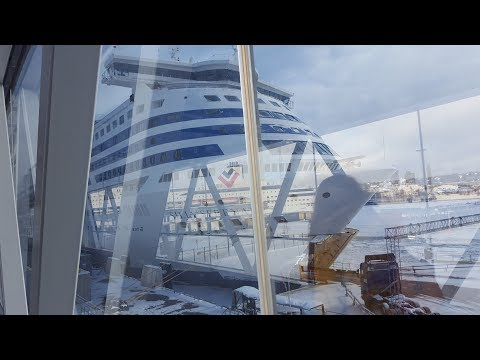 Silja Line - M/S Silja Serenade - Cruise And Walktrough Onboard
