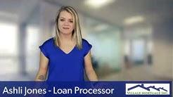 Ashli Jones Welcome Video Village Mortgage Inc.
