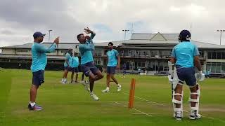Watch: Shami, Ishant Sharma, Jasprit Bumrha, Umesh yadav and Bhuvi Bowling In Practice session