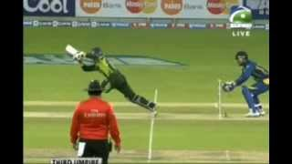vuclip Pakistan vs Sri Lanka 2nd T20 13 December 2013 Part 2