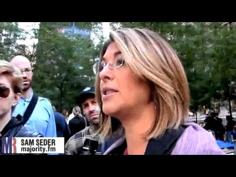 Naomi Klein: Occupy Wall Street cannot be Co-opted