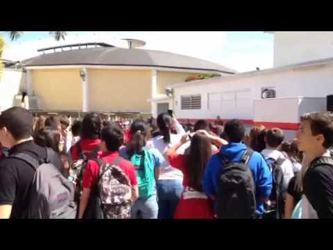 Coral Gables Senior High School Performance Pt. 2