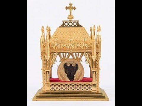 Relic Pilgrimage Mass of Saint Jean Vianney's Incorrupt Heart