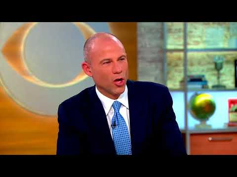 Trump, Cohen 'lying repeatedly', says Stormy Daniels' lawyer