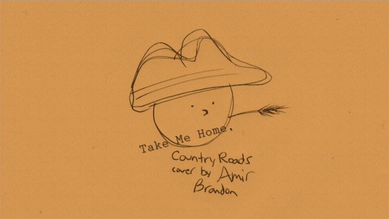 John Denver - Take Me Home, Country Roads (Cover)