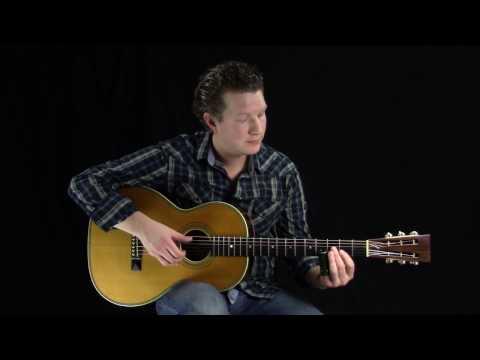 Tom Feldmann performs Paris, Texas by Ry Cooder
