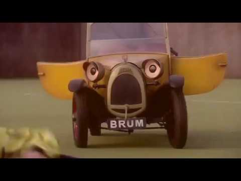 Brum Football Hero Kids Show Full Episode Youtube