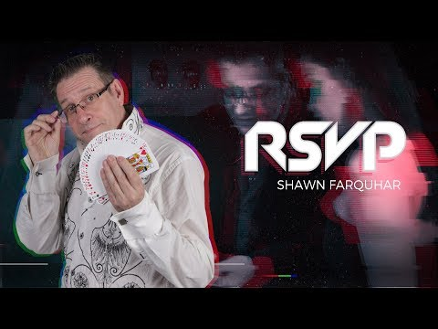 RSVP by Shawn Farquhar