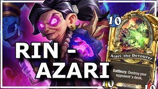 Hearthstone - Best of Rin & Azari, the Devourer