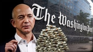 Jeff Bezos buys Washington Post: Amazon meets Deep Throat