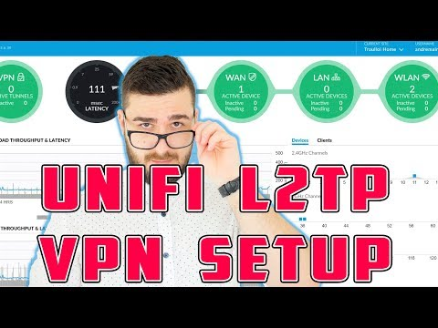 Unifi L2TP VPN setup Windows 10 Working! - YouTube