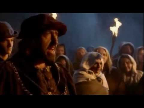 Three Witches Burn At Stake Youtube
