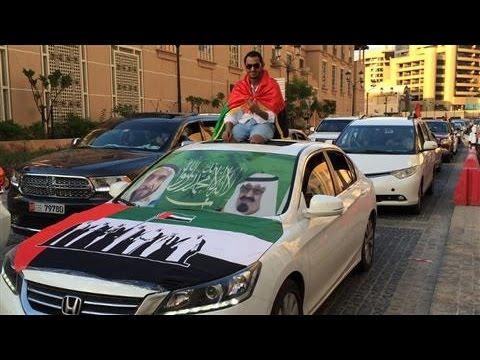 Custom Cars a Splash on United Arab Emirates Day