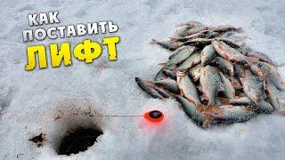 Искал рыбу и нарвался на пулемётный клёв плотвы Зимняя рыбалка Ловля плотвы