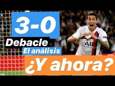 PSG 3 Real Madrid 0 Champions. Causas y consecuencias de la debacle.