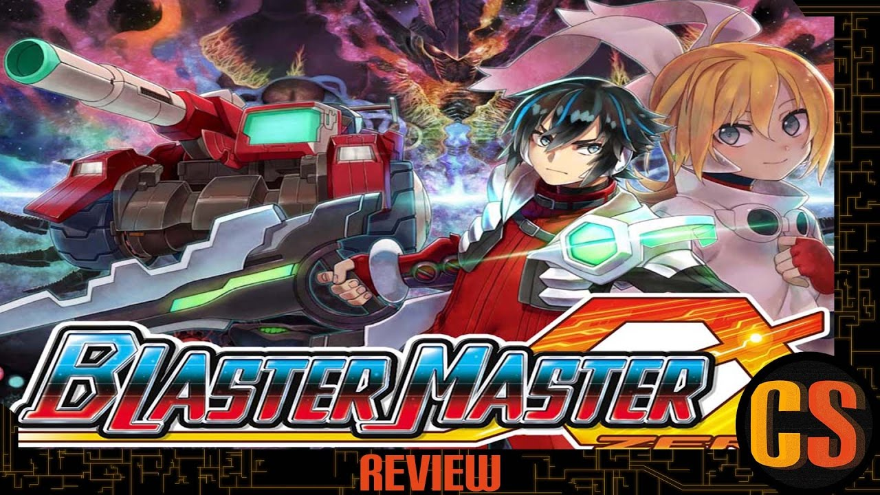 blaster master review youtube
