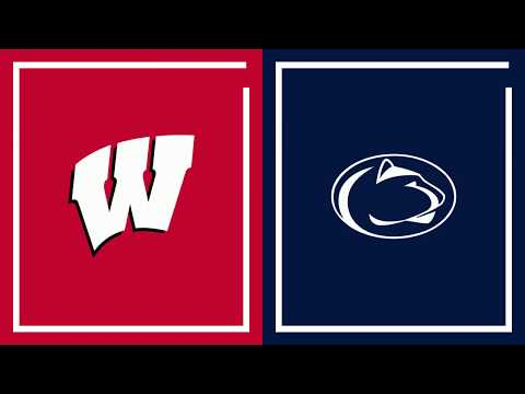 Wisconsin Badgers - Wisconsin defeats Penn State for 20th win of the season