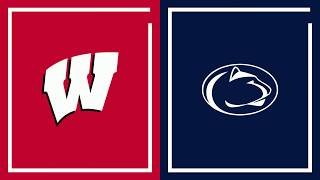 First Half Highlights: Penn State at Wisconsin | Big Ten Basketball