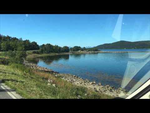 SommerNorge rundt fra Narvik til Fauske