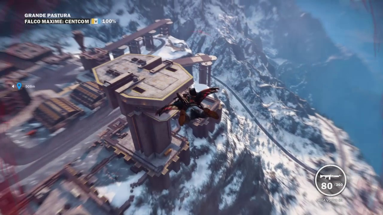 how to get the nuke in just cause 3