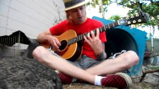 What I've been through (Forever Alone) By Eric Sicard  {Acoustic song 3}