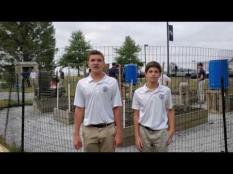 8th Grade Academy Block Garden Video 2019