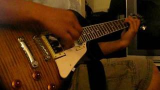 dragonfly by spongecola guitar cover