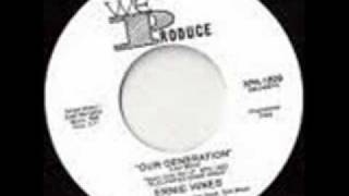 "Ernie Hines""Our Generation"""