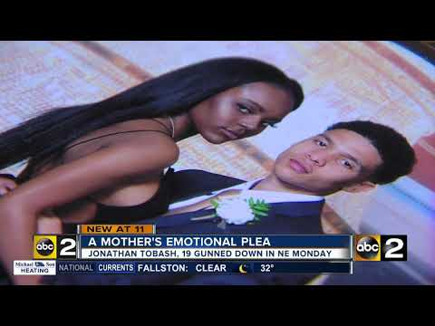 Family of murdered Morgan State University student speak out