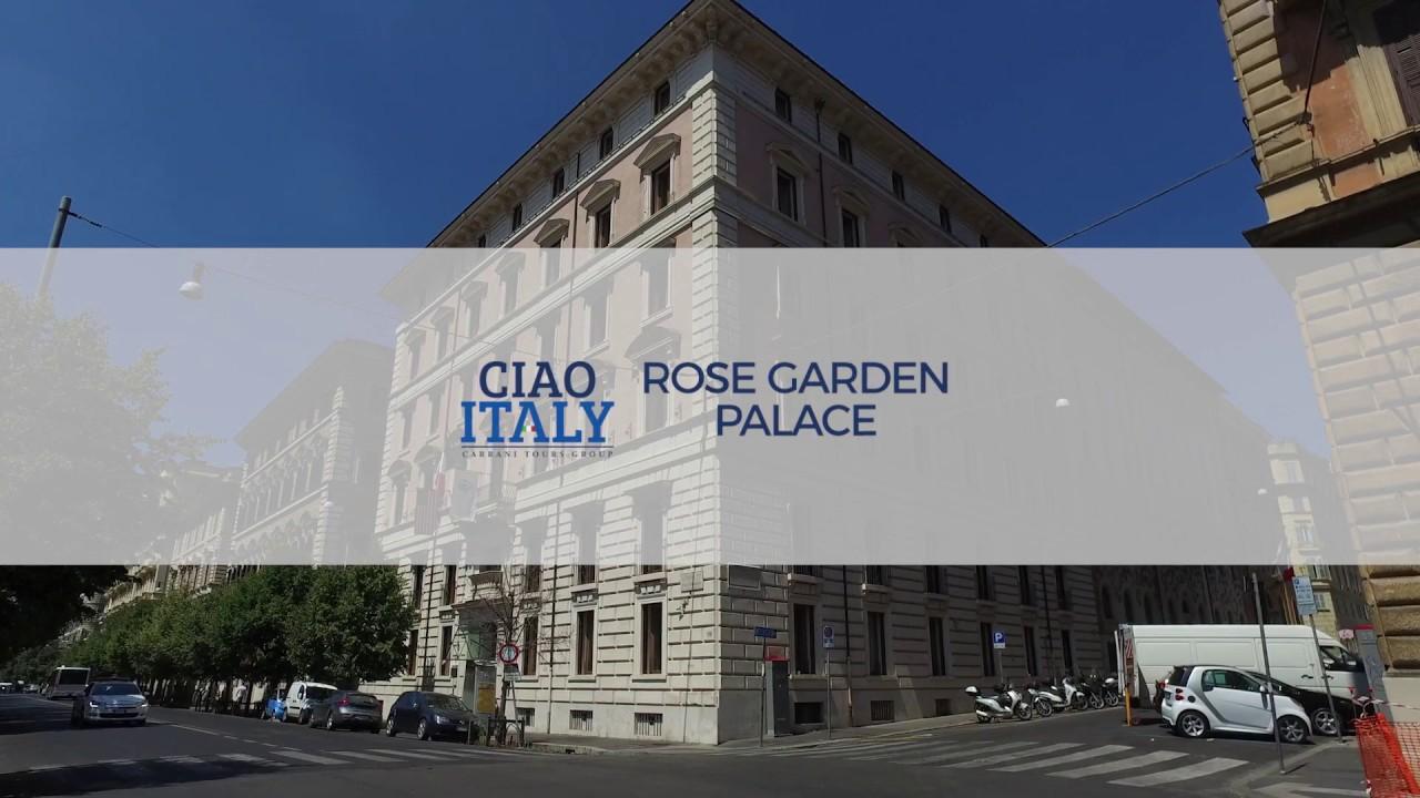 Ciao Italy Preferred Hotel, Hotel Rose Garden   Rome