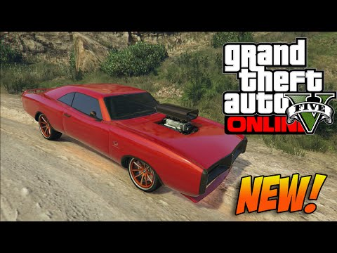 GTA 5 Online Next Gen - Imponte Duke, Dodo Seaplane, Kraken Sub, And More!!