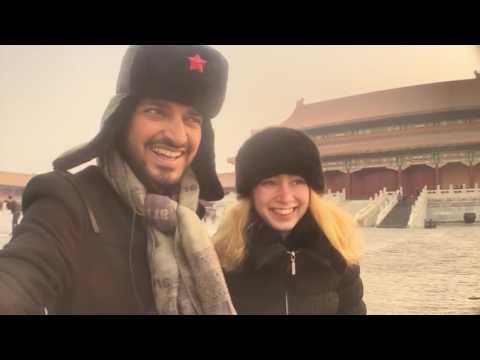 Forbidden city , beijing , CHINA