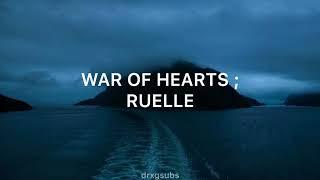 War of Hearts Ruelle [Sub Español]