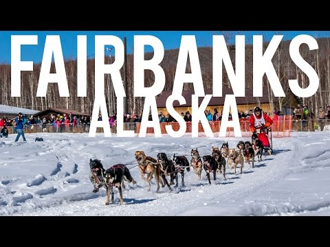 FAIRBANKS ALASKA It's Freakin' Incredible