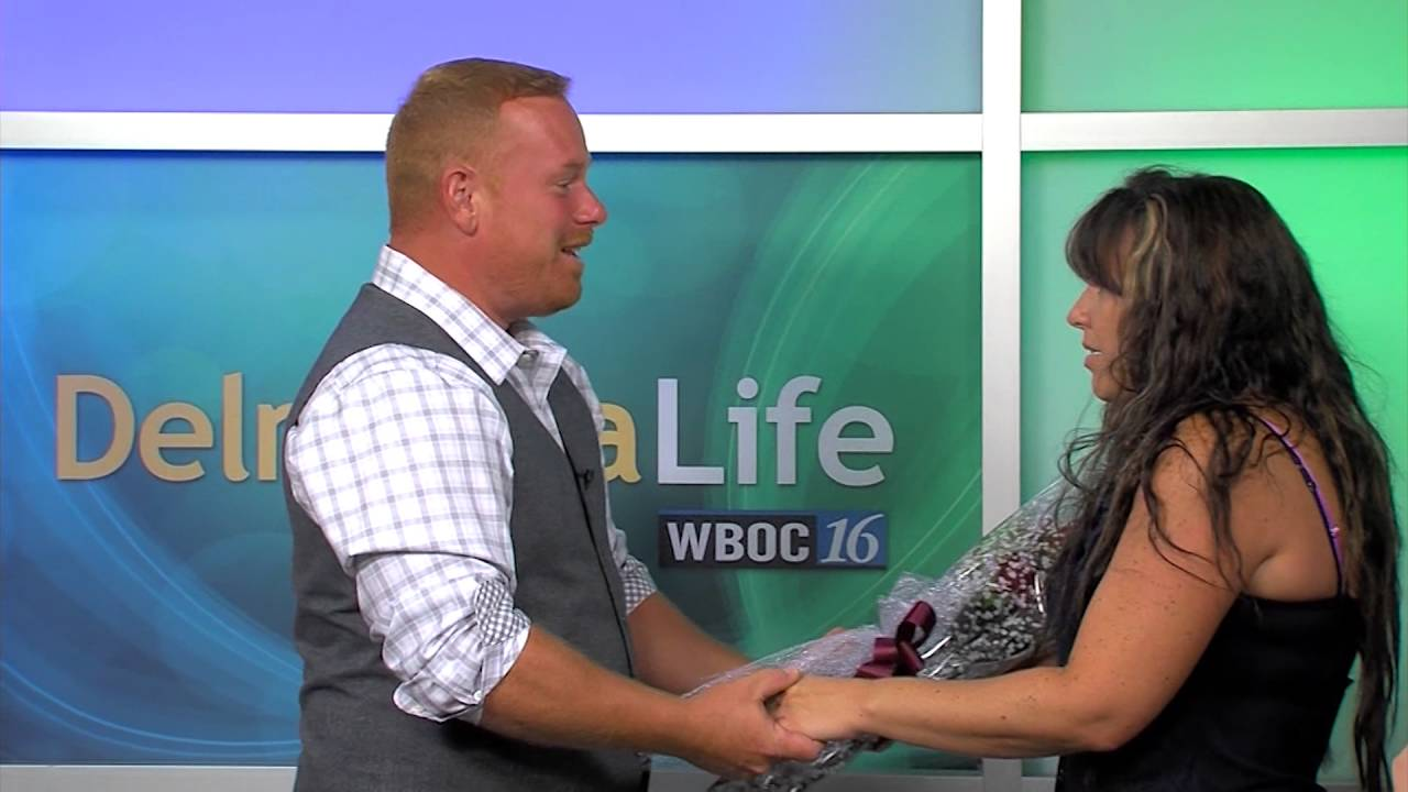 DelmarvaLife First - Local Couple Gets Engaged on Our Show