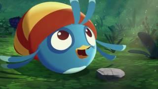 Злые птички Angry Birds Стелла 2 сезон 11 серия Предчувствие все серии подряд