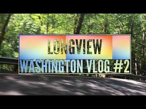 Longview Washington Trip | Vlog #2