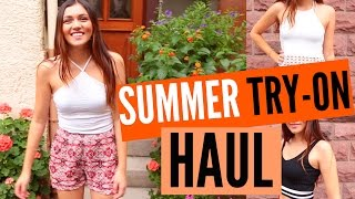 ✹ SUMMER Try-on HAUL! ✹