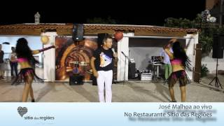 José Malhoa - Morena do Kuduro (Ao vivo no Restaurante Sítio das Regiões)