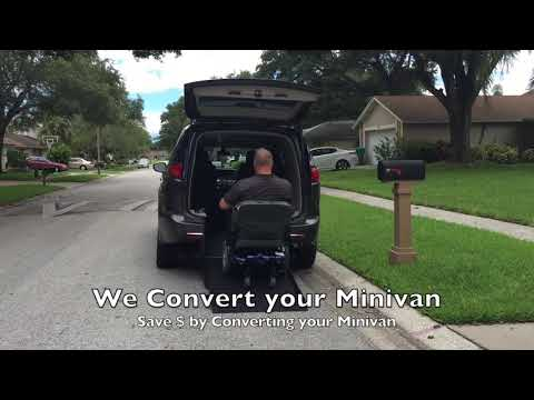 Pacifica Wheel Chair Van. Financing, Trade in Welcome. Florida, Shipping 727-637-6722 Save Money