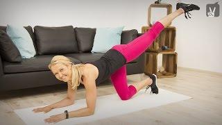 Fitness: Top5 Übungen für sexy Beine und einen knackigen Po