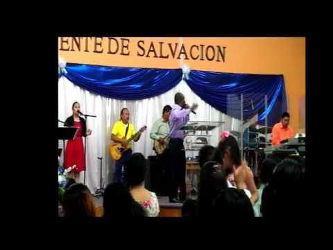 3er noche de celebra-zion y esperanza 2016 predica el evangelista Maiker Carpiadoza