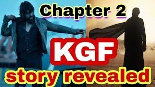 KGF chapter 2 story predictions | Full story revealed | KGF ending explained