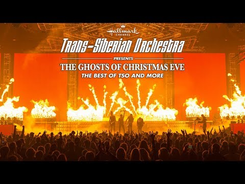 TSO 2017 Winter Tour 'The Ghosts of Christmas Eve'