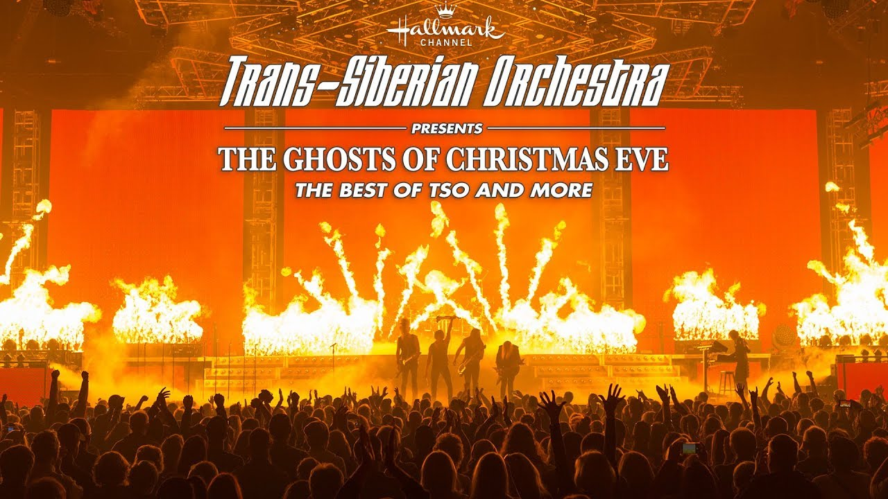 TSO 2017 Winter Tour 'The Ghosts of Christmas Eve' - YouTube