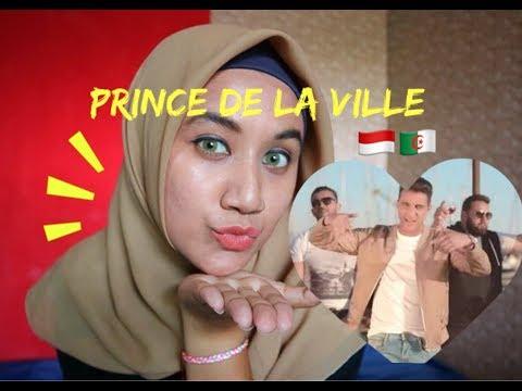 L'Algérino - Le prince de la ville [Clip Officiel] | INDONEISA REACTION